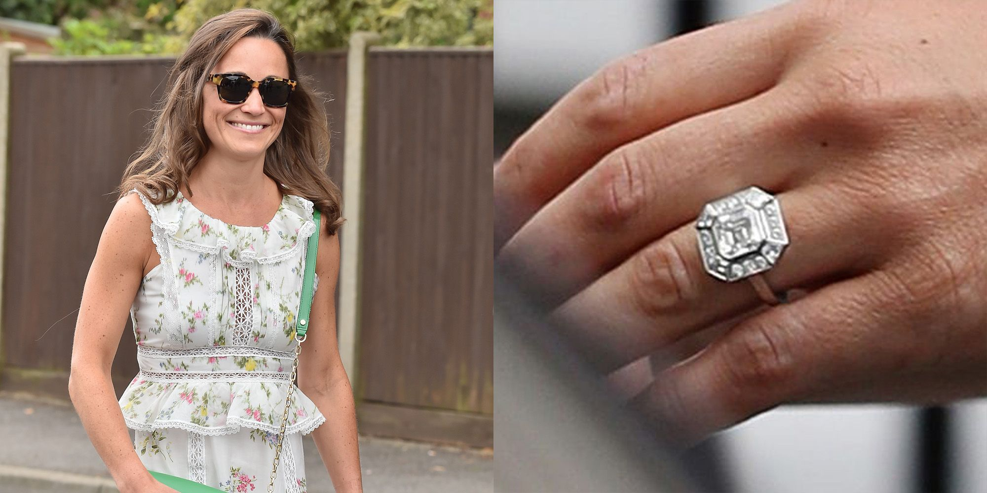 Stunning Celebrity Engagement Rings Biggest And Best Engagement