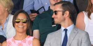 Pippa Middleton James Matthews livestream