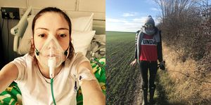 """""""I lived because someone else died"""": What it's like to have a lung transplant in your twenties"""