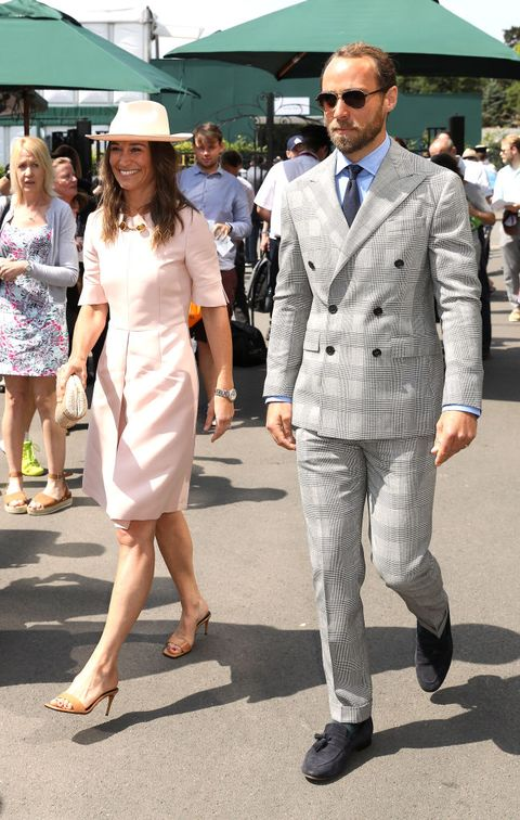 c129bf984a3 Pippa Middleton's Style Evolution - Pippa Middleton's Best Looks