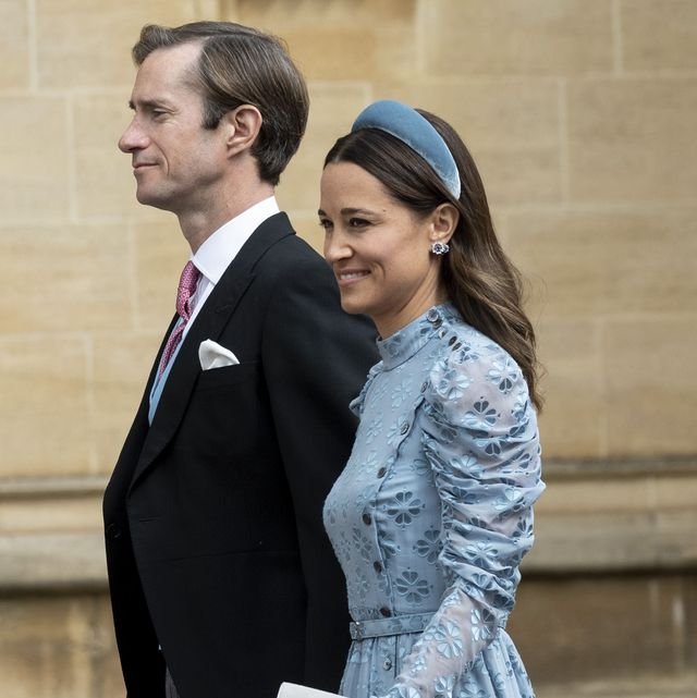 a71c40de09 See the Best Dressed Guests from Lady Gabriella Windsor's Wedding