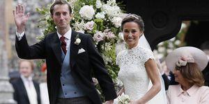 Pippa Middleton, zwanger, in verwachting, baby, eerste kindje