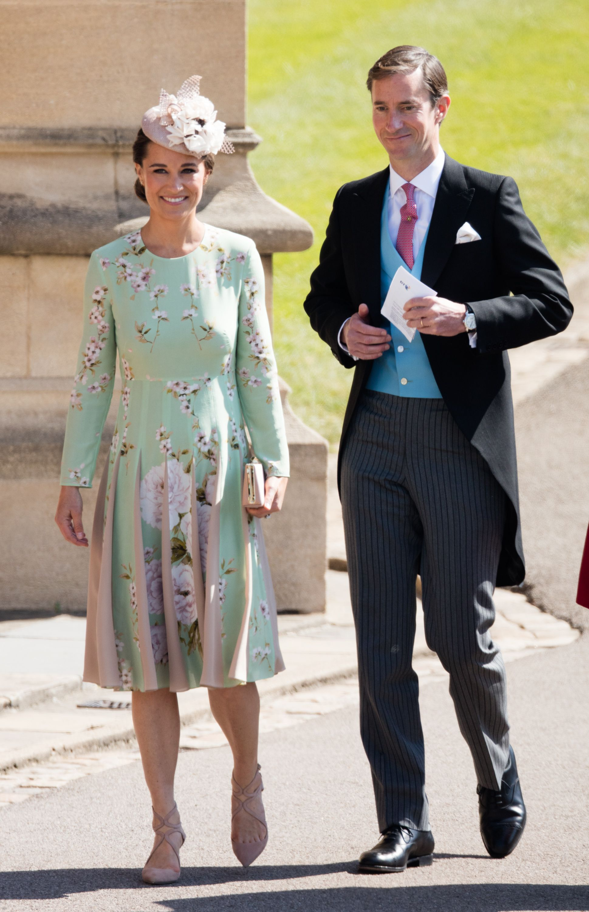 Pippa Middleton and James Matthews Apparently Named Their Baby After One of Kate Middleton and Prince Williams Sons
