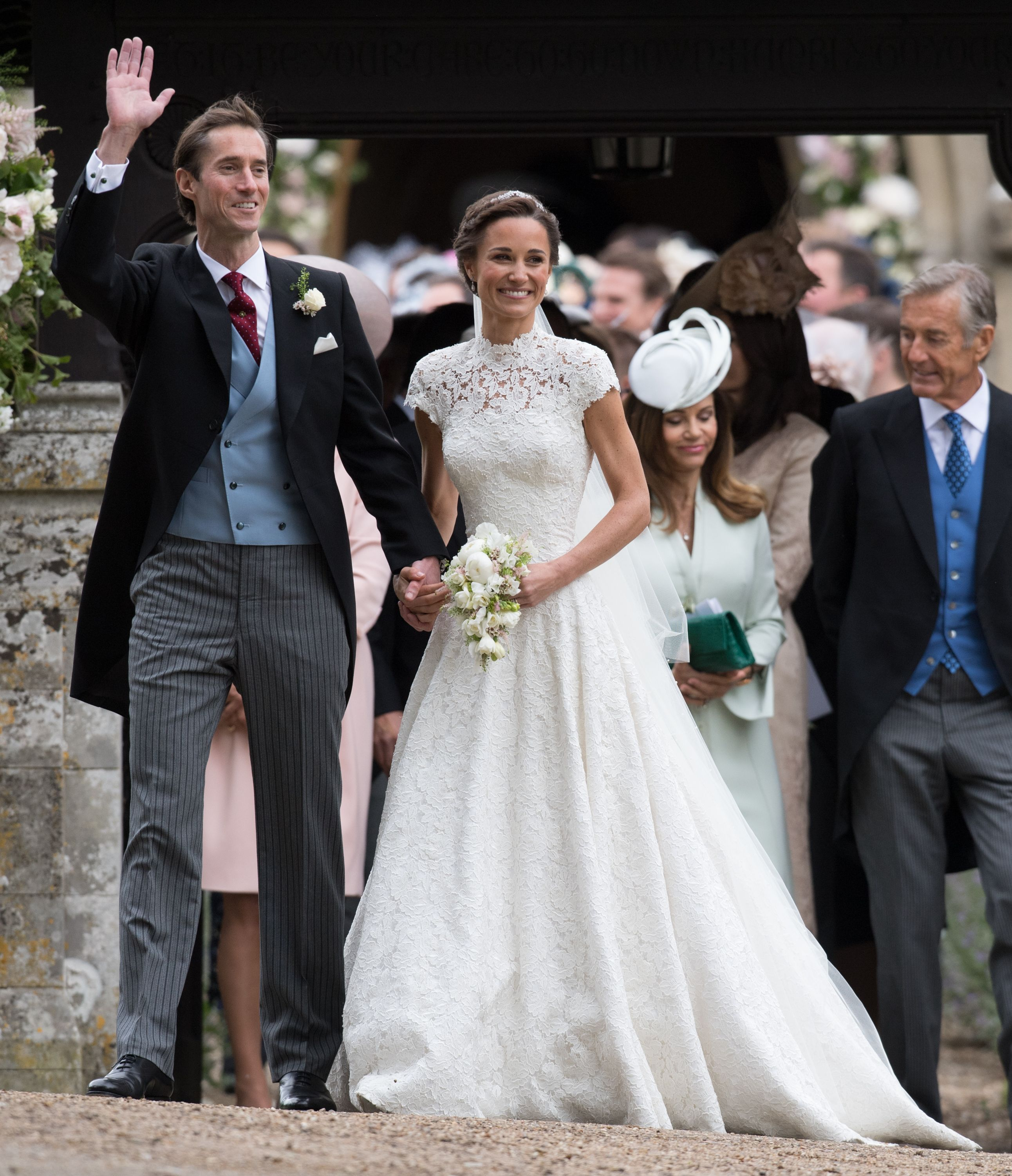 Watch Everything We Know About Pippa Middletons Wedding video