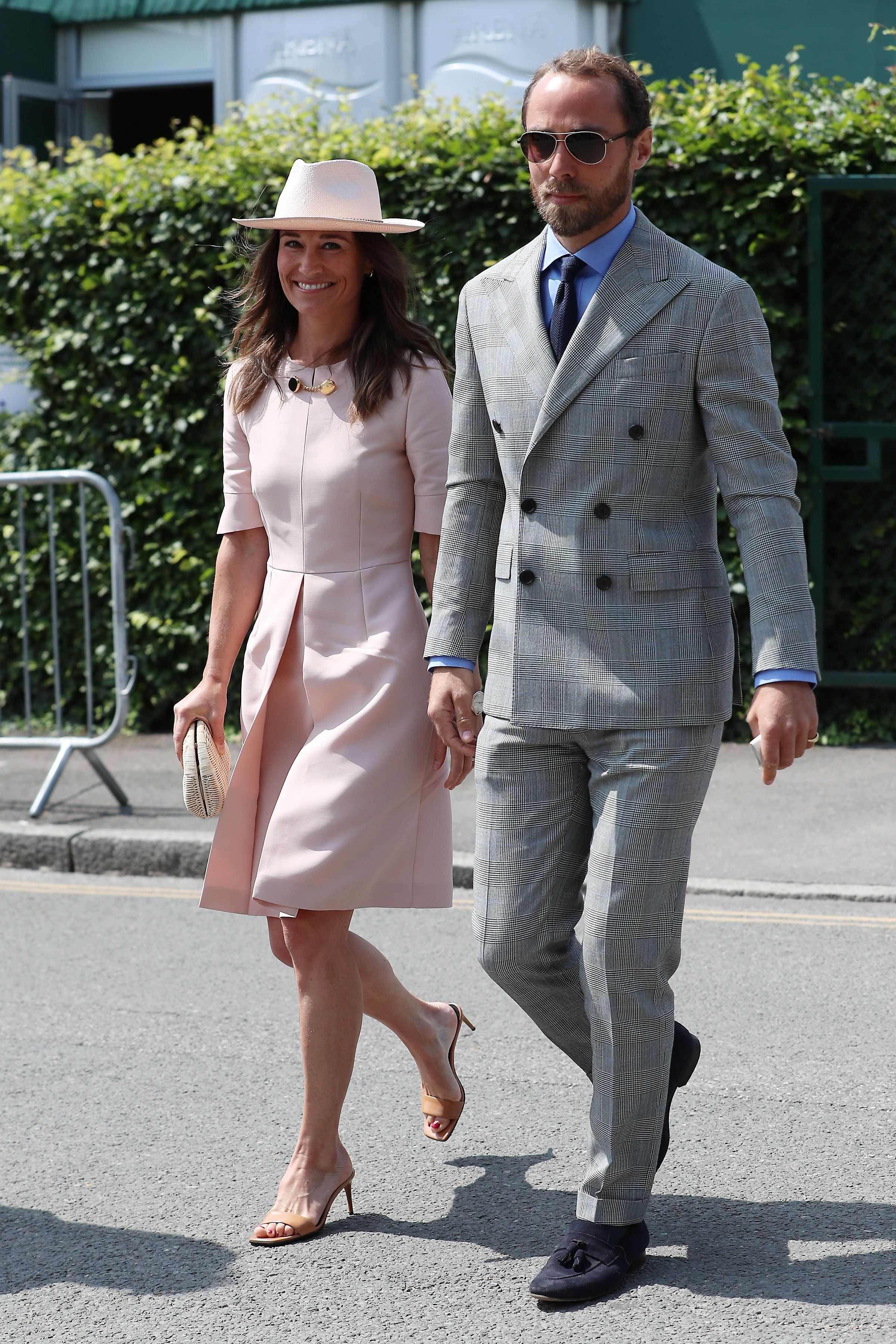 Pippa Middleton's Minimalist Heels Are Perfect for All Your Summer Parties