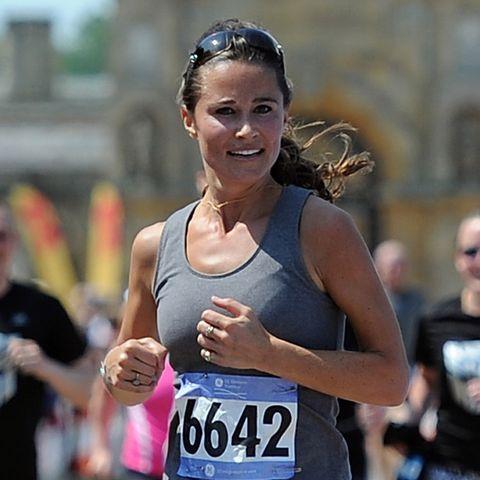 Pippa Middleton is a Celebrity Marathoner