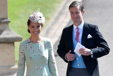 Pippa Middleton Just Confirmed Her Pregnancy