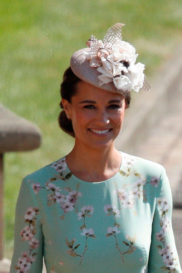 Royal wedding guests - Pippa Middleton