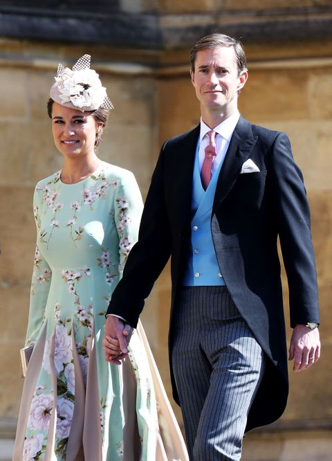 Pippa Middleton S Royal Wedding Outfit Has Divided Twitter People