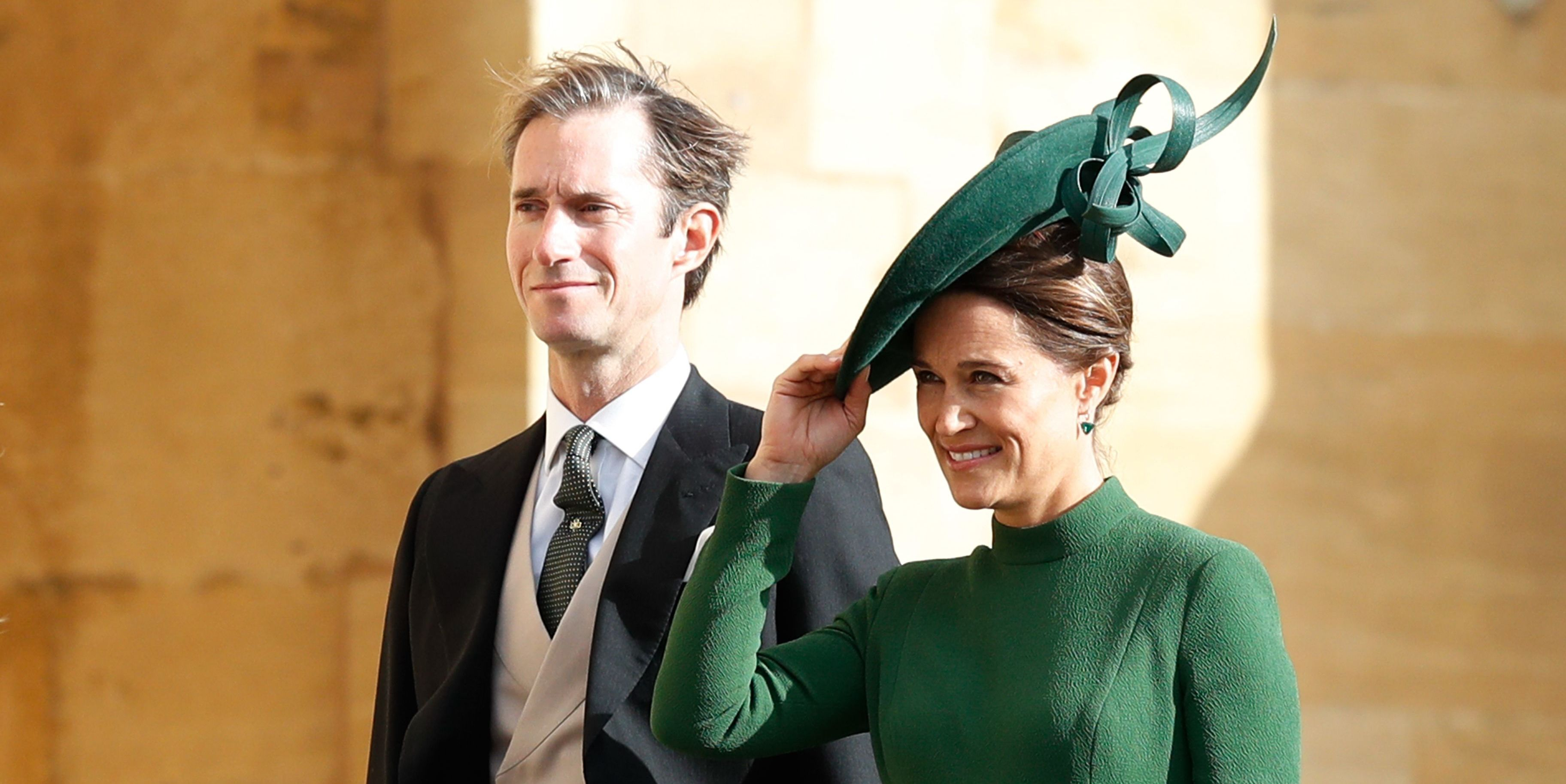 Pippa Middleton and James Matthews have welcomed their first child!