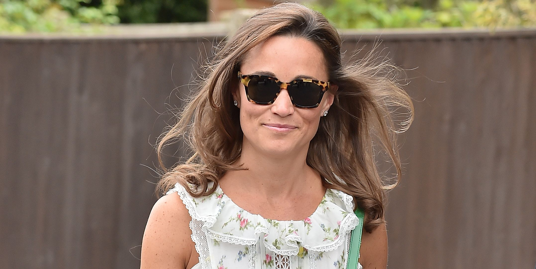 London Celebrity Sightings -  July 16, 2017