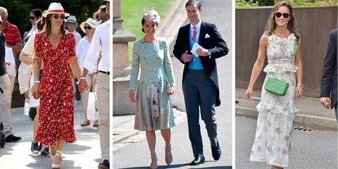 Pippa Middleton summer dress