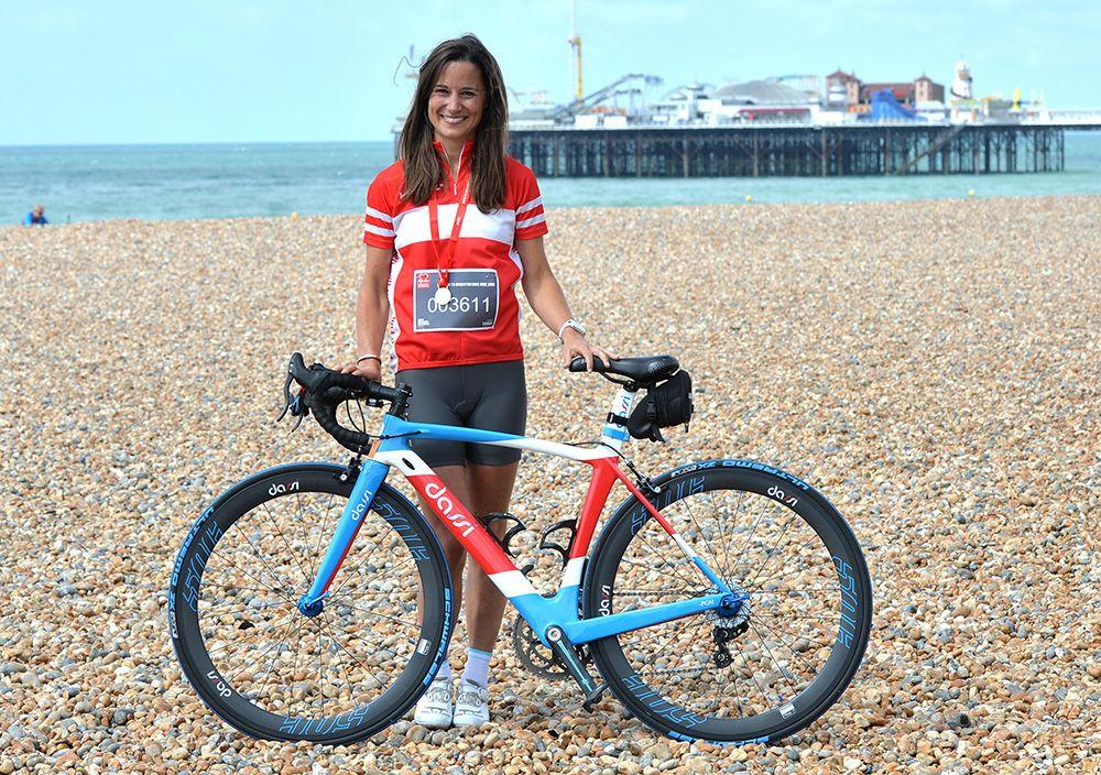 Pippa Middleton Bike