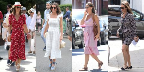 3219555ddb9 Pippa Middleton s Best Pregnancy Outfits - Pippa Middleton Chic ...