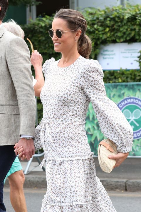Pippa Middleton S Best Pregnancy Outfits Pippa Middleton