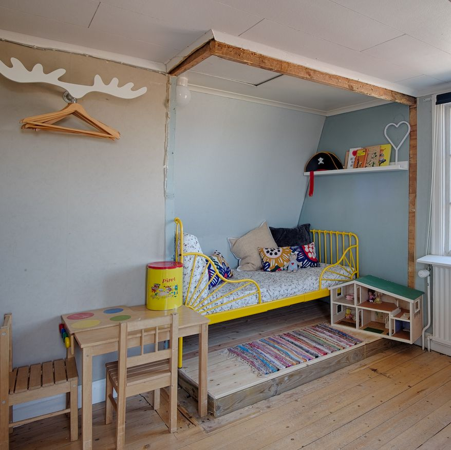 Airbnb World Book Day Pippi Longstocking theme