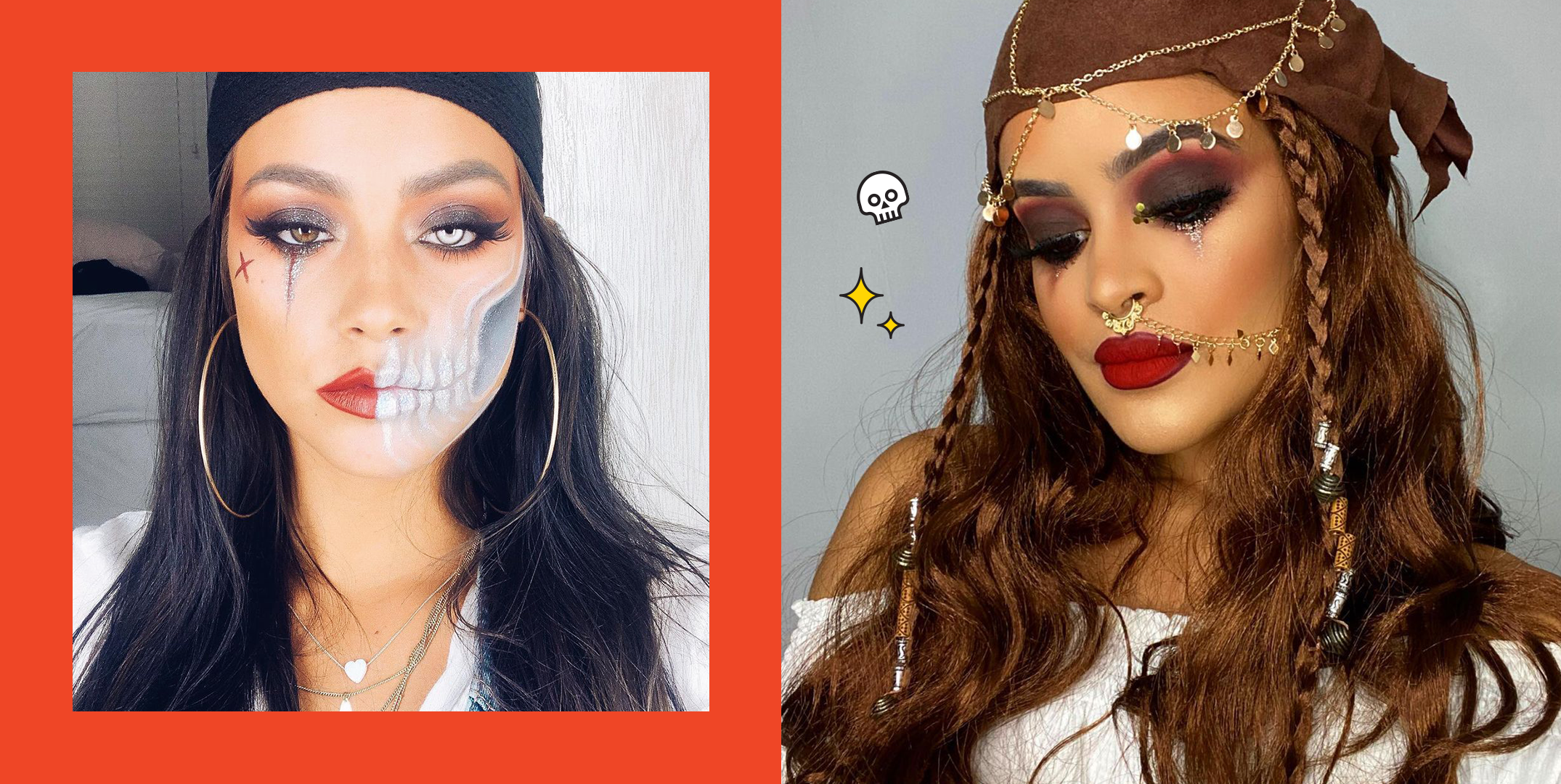 30 Pirate Makeup Looks That Are Legit Perfect for Halloween