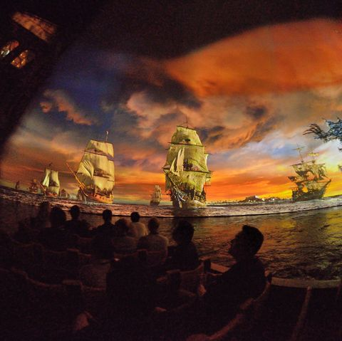 Pirates - Disney World Secrets