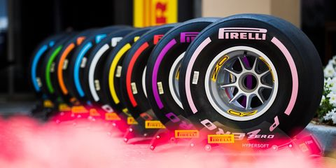 Tire For Less >> Pirelli Wants To Make Formula One Tire Compounds Less Confusing