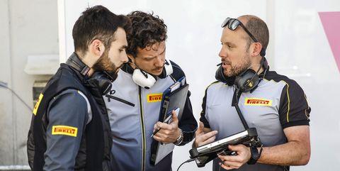 F1 Barcelona Tests