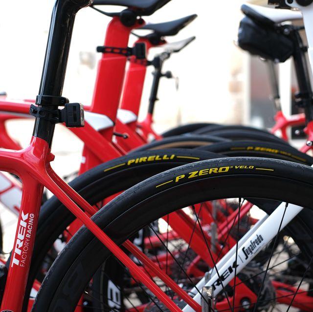pirelli, trek segafredo, bicycling, bicycling nl