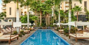 Piscina de natacion, hotel La Plantación del Sur, Costa Adeje, Tenerife