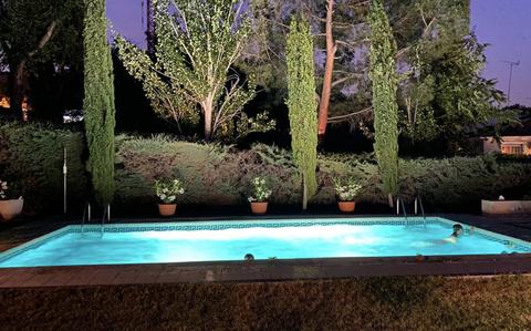 piscina en boadilla del monte
