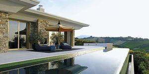 La casa de vacaciones de Davide Rizzo