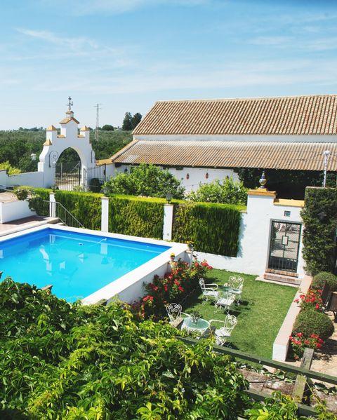 Piscina de alquiler en Swimmy en Sevilla