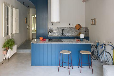 Piso del arquitecto Andrea Serboli en Barcelona