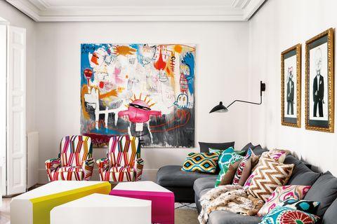 piso de estilo parisino elegante diseñado por la studio