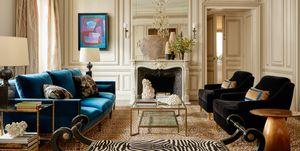 Casa en París de Champeau & Wilde