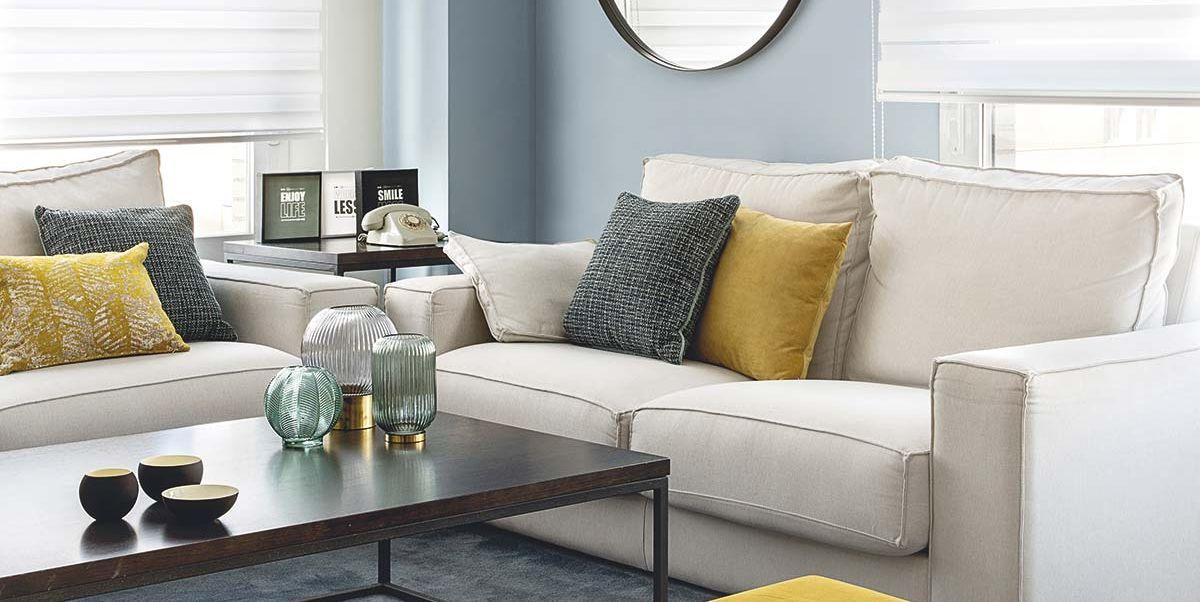 Un piso peque o muy bien aprovechado y decorado con un - Pisos bien decorados ...