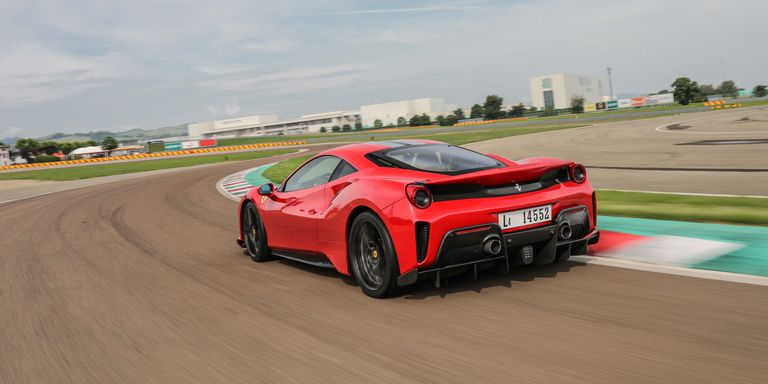 Eight Things You Need To Know About The Ferrari 488 Pista