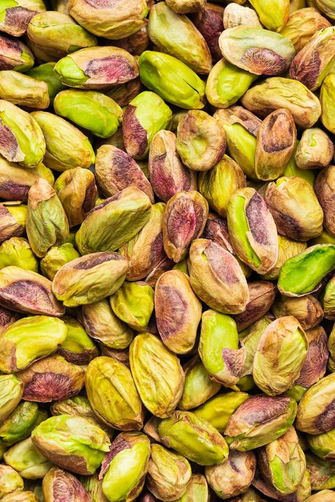 pistachio nut seeds texture background
