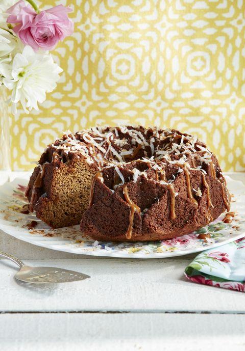 banana butterscotch cake recipe