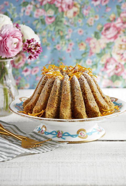 pistachio-orange cake