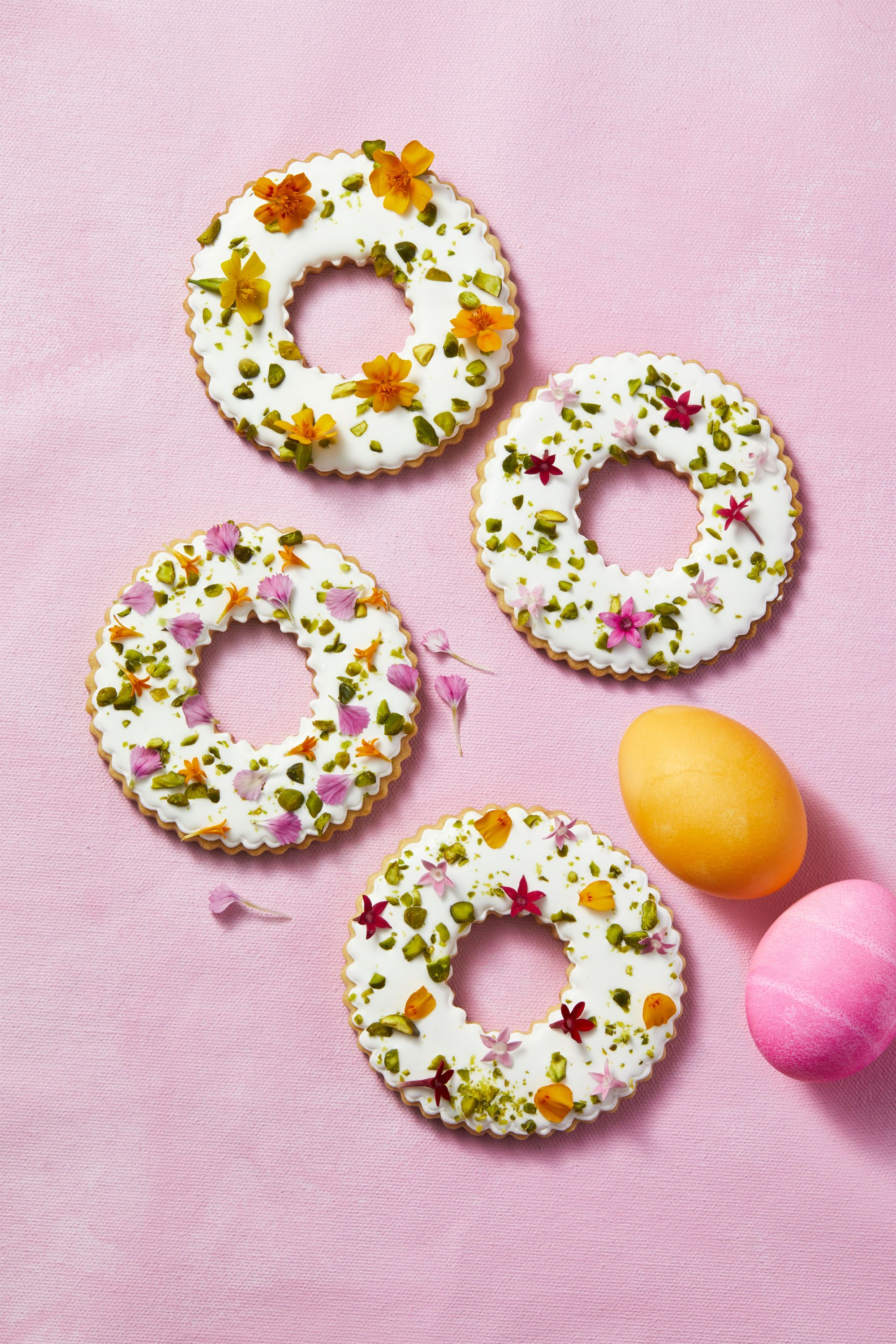 Fluted Cookies - Easy Easter Desserts