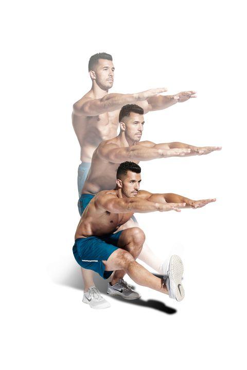 leg exercises, leg workouts