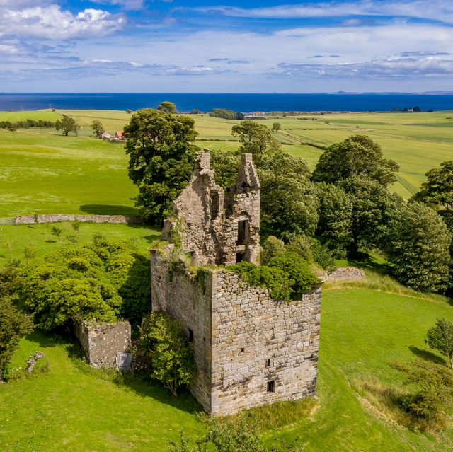 15th century castle in need of some tlc for sale