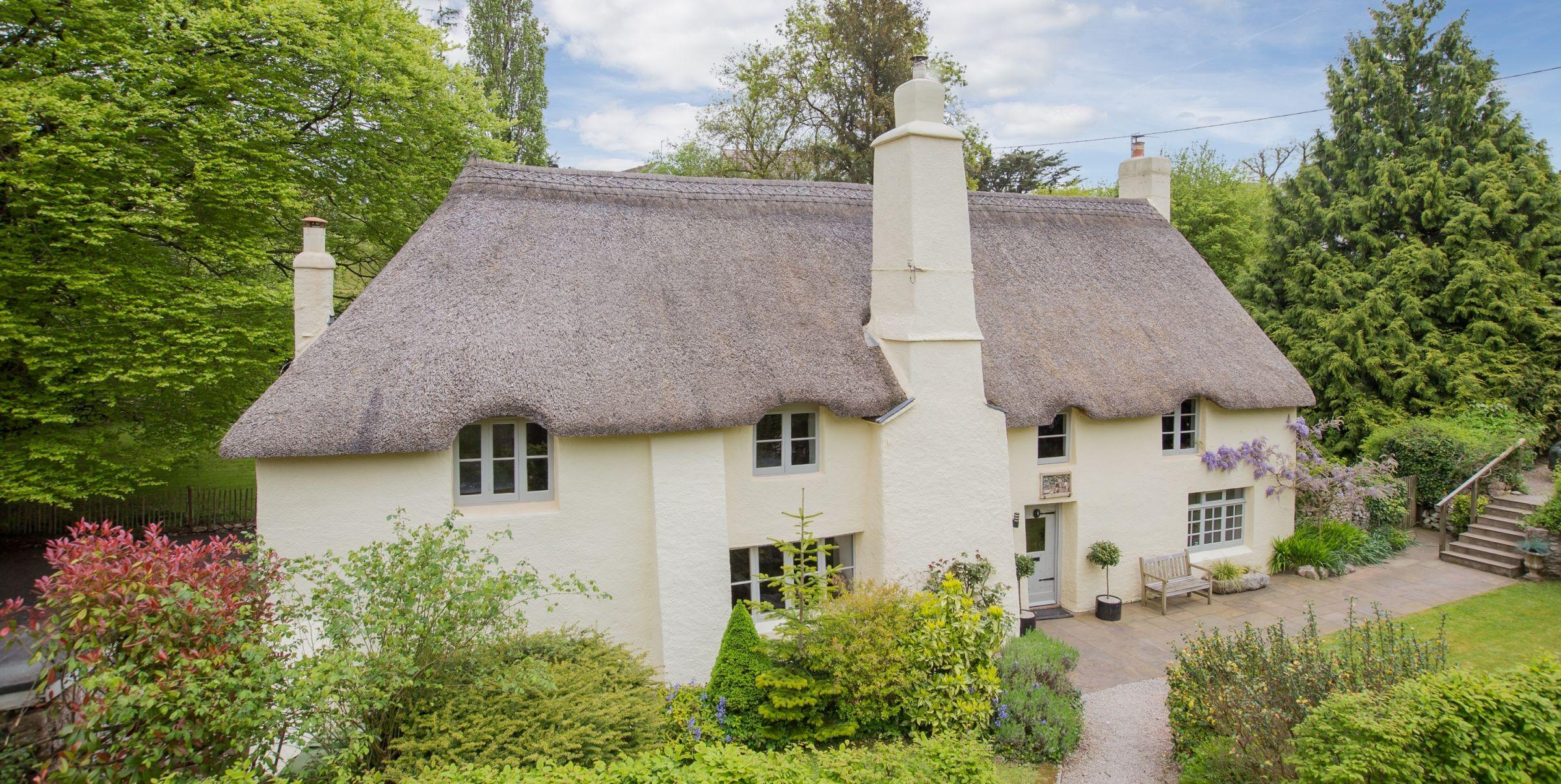 Pitt House, Kingskerswell, Newton Abbot, Devon - Main Exterior - Marchand Petit
