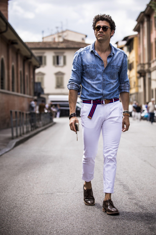 pitti uomo 94 street style verano