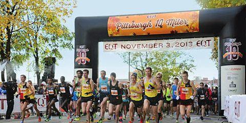 Pittsburgh 10 Miler