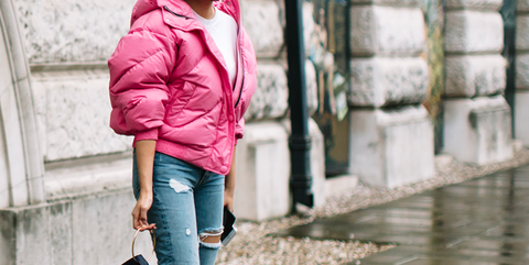 free shipping 25e82 614b6 Piumini moda inverno 2019: il modello over è la giacca di ...