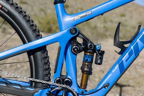Bicycle, Vehicle, Bicycle part, Bicycle wheel, Bicycle drivetrain part, Bicycle frame, Bicycle tire, Road bicycle, Blue, Hybrid bicycle,