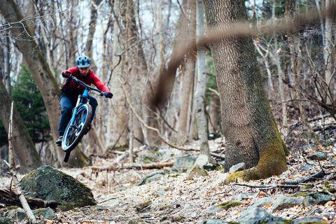 bump jump bike tricks