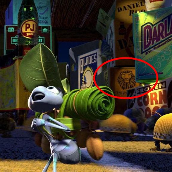 40 Pixar Easter Eggs Including Jokes And References Hidden