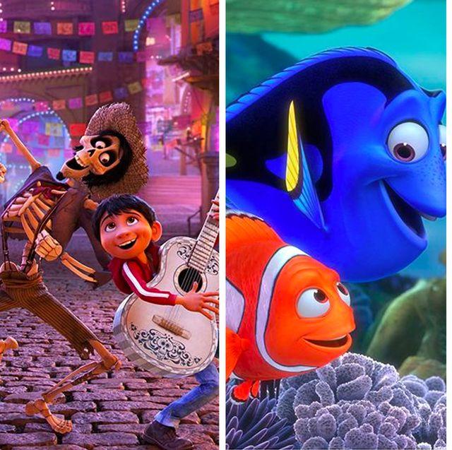 Animated cartoon, Animation, Cartoon, Collage, Organism, Colorfulness, Art, Illustration, Photography, Fish,