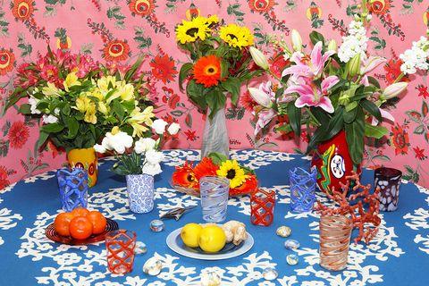 Flower, Flower Arranging, Cut flowers, Floristry, Bouquet, Still life, Floral design, Plant, Wildflower, Flowerpot,