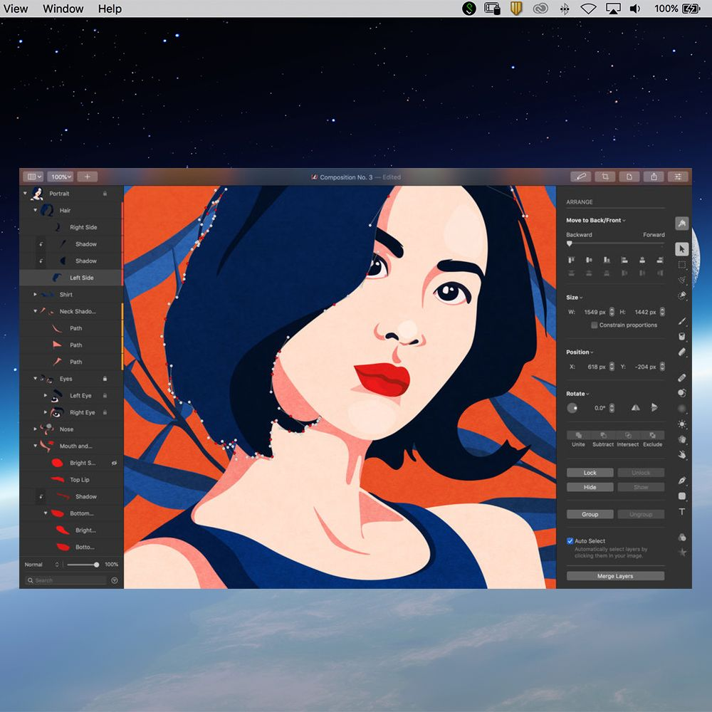 Pixelmator Pro Image Editor